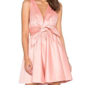Rachel Zoe Beck Tie Waist Dress is Rose